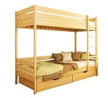 Двоповерхові ліжка
