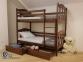 Двоярусне ліжко Сонька 6