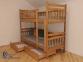 Двухъярусная кровать Том и Джери 0