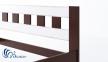 Двуспальная кровать Сакура 7