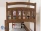 Двоярусне ліжко Білосніжка 3