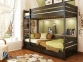 Двухъярусная кровать Дуэт 1