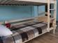 Двоярусне ліжко Вінні Пух 1