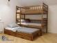 Двухъярусная кровать Том и Джери 5