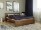 Двоспальне ліжко Ліон 2