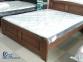 Двуспальная кровать Афродита 2