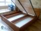 Двухспальная кровать Лион 2