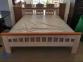 Двуспальная кровать Лаванда 1