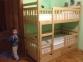 Двухъярусная кровать Том и Джери 1