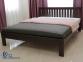 Двоспальне ліжко Жасмін з низьким узніжжям 3