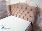 Двуспальная кровать Ретро 4
