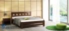 Двоспальне ліжко Сакура 4