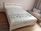 Двоспальне ліжко Нова з узніжжям 1