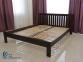 Двоспальне ліжко Жасмін з низьким узніжжям 5