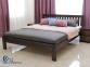 Двоспальне ліжко Жасмін з низьким узніжжям 0