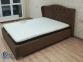 Двуспальная кровать Ретро 7