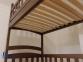 Двоярусне ліжко Білосніжка 1