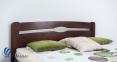 Двоспальне ліжко Нова з узніжжям 4