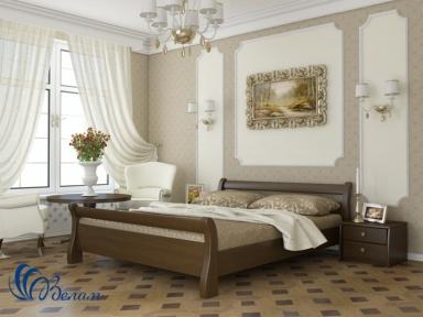 Двухспальная кровать Диана