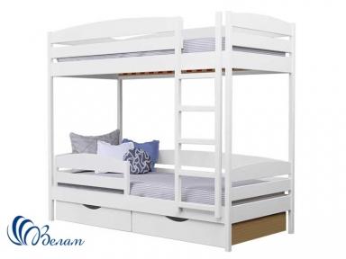 Двоярусне ліжко Дует Плюс