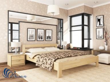 Двухспальная кровать Рената