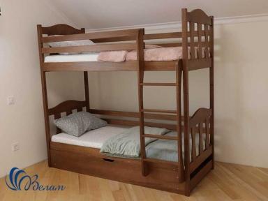 Двоярусне ліжко Сонька