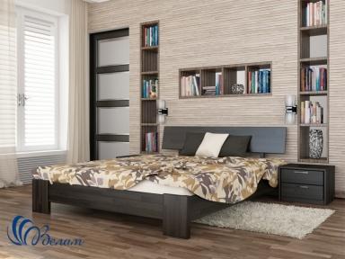 Двухспальная кровать Титан