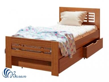 Односпальне ліжко Фрезія
