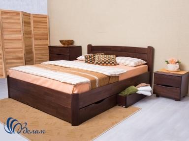 Ліжко Софія V з шухлядами