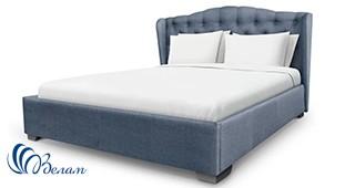 Двуспальная кровать Ретро
