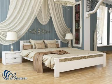 Двухспальная кровать Афина