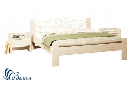 Двуспальная кровать Амелия