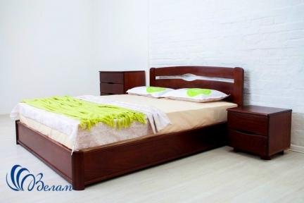 Двухспальная кровать Нова с подъемным механизмом