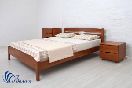 Ліжко Ліка Люкс без ізніжжя