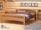 Кровать двуспальная Розалия