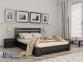 Двухспальная кровать Селена