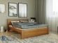 Двоспальне ліжко Ліон